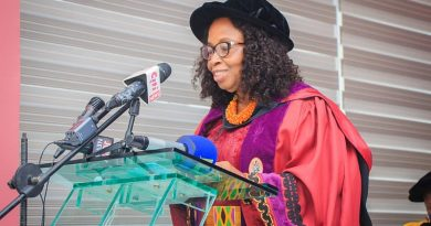 International Day Of The Girl Child; Let's Support Girls To Develop Their Talents—Mrs. Jackson