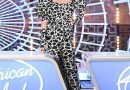 Katy Perry Returns to Work in a Bold Cow-Print Outfit a Little Over a Month After Daisy's Birth