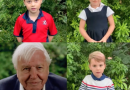 Listen to Princess Charlotte and Princes George and Louis Sweetly Ask David Attenborough Questions