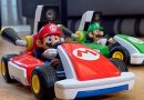 Mario Kart Live: Mixed-reality karts race around the home