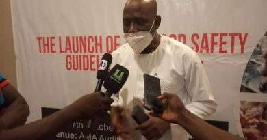 MLGRD Launches National Food Safety Guidelines