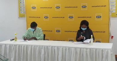 MTN Sign MoU With National Folklore Board To Digitize Ghana's Folklore
