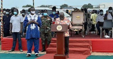 Nangodi Chief Wants Speedy Construction Of District Hospital