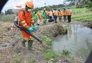National Malaria Control Program (NMCP) Team InspectMosquito Control Exercise In Accra, Kumasi
