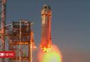 New Shepard: Jeff Bezos' rocket tests Nasa Moon landing tech
