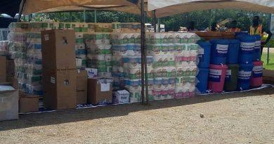 Newmont Ahafo Mines Donate Items To Institutions In Ahafo, Bono Regions