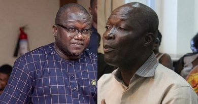 NPP PC Accuses Vanderpuye Of Odododiodio Clashes But MP Says 'He's A Liar'