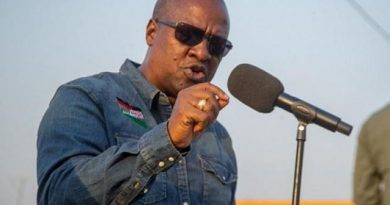 NPP Re-registered Already Registered GPRTU Buses I Procured; Shared To NPP Chairmen – Mahama Opens Fire