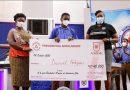 NSMQ 2020 Winner Daniel Kekeli Gakpetor Receives Full Scholarship From Academic City