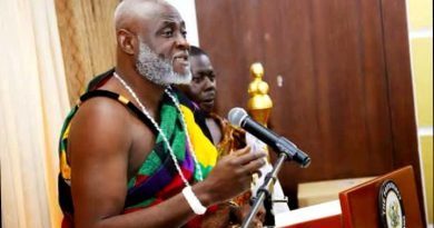 Osu Mantse Re-elected President Of Greater Accra Regional House Of Chiefs
