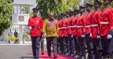 Over 7,000 Civilian Employees, Families Threaten To Vote Against Akufo-Addo As Military Command Lay Ambush