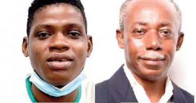 Prof. Yaw Benneh 'Killer' Reported Dead