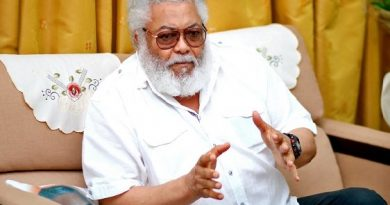 Rawlings Commends UK-Ghana Partnership To Construct Tema-Aflao Road