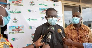 Rejuvenate Gaia Global, Ashanti Regional MoFA To Use Greenfert Fertiliser On Demo Farms