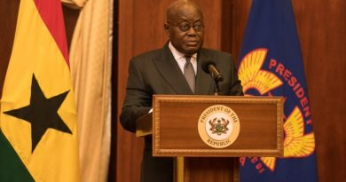 Resolve Ghana's Boundary Disputes – Akufo-Addo Tasks Reconstituted Boundary Commission Board