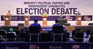 Second Imani-Multi Media Presidential Debate: See All 16 Questions