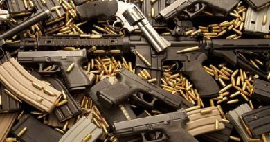 Six Busted Over Illegal Gun Importation From Turkey