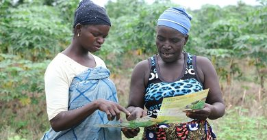 Six Steps Toolkits Sparks Excitement Among Farmers
