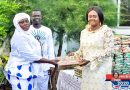 Tourism Minister Marks 56th Birthday With Settler Farmers