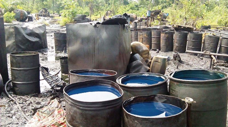 Troops dismantle illegal refineries, arrest oil thieves, others in S/South – Guardian