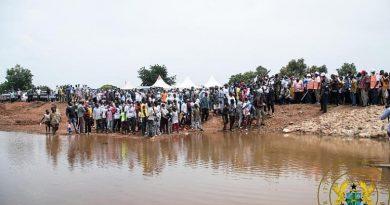 U/E: Akufo-Addo Inspects Completed Namoligo 1V1D Project
