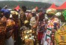 V/R: Naana Jane Enstooled As Forwardness Queen In Juapong