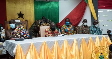 Vote For Akufo-Addo, We're Better As A Nation Because Of Him – Okyenhene