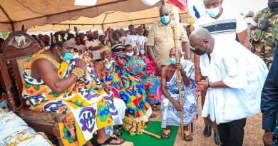 Vote Straight Dress, Not Skirt And Blouse — Enyan Abaasa Chief Urge Constituents