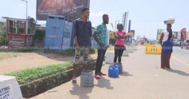 W/R: Gas Shortage Hits Sekondi-Takoradi