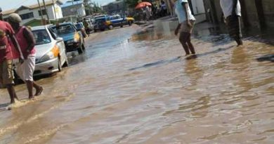 Weija Residents Appeal For Storm Drains To Curb Flooding