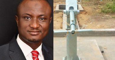 Yendi: Lawyer Fatawu Jofa Constructs New Borehole For Guntingli