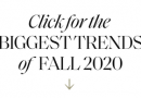 Your Complete Guide to The Biggest Fall Trends