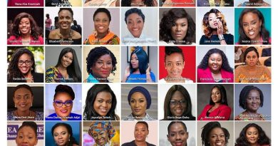 40 Most Inspirational Female Leaders In Ghana