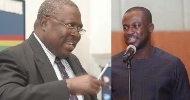 Agyapa Deal: Amidu Blasts Eugene Arhin Over 'Inconsistent' Press Statement, 'Don't Patronise Me'