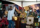 Akufo-Addo Commissions 3G Voice And Data Site At Atwereboana