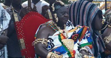 Akufo-Addo Gets 'Maawerehene' Title From Aburihene