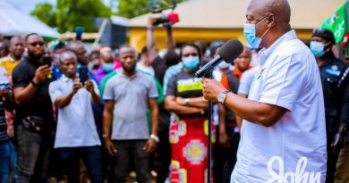Akufo-Addo Has Turned Ghana Into 'Hell-Hole Instead Of Paradise' – Mahama