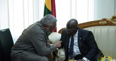 Akufo-Addo Insists On Renaming UDS After Rawlings Despite His Rejection