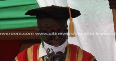 Akufo-Addo Promises To Grant Catholic University College Autonomy