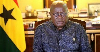Akufo-Addo Refutes Amidu's Allegations