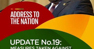 Akufo-Addo To Speak Tonight On Covid-19
