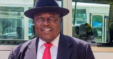 Amidu Responds To Presidency Over His Resignation