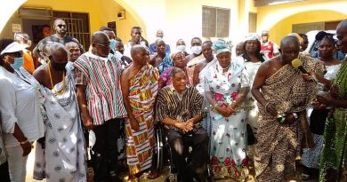 Bator Traditional Council Hosts Greenstreet, CPP; And Advocates For Peace
