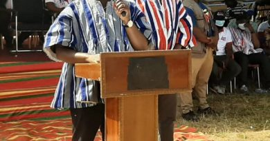 Binduri District To Get 100-bed Capacity Hospital — Bawumia