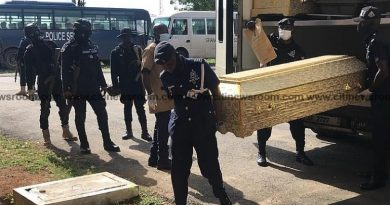 Bones Of Murdered Takoradi Girls Land In Sekondi High Court