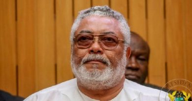 Breaking News: JJ Rawlings Confirmed Dead