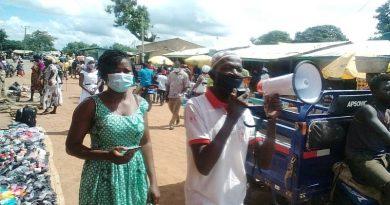 Caritas Ghana COVID-19 Humanitarian Support Project