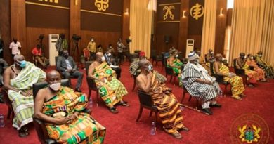 Chieftaincy Forum Africa Call For Critical Look Into Corruption Engulfing Chieftaincy