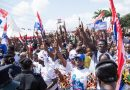 Come Out In Your Numbers And Vote Massively For NPP – Akufo-Addo To Ghanaians