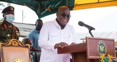 Community Miners Association commend Nana Addo's government on mining management